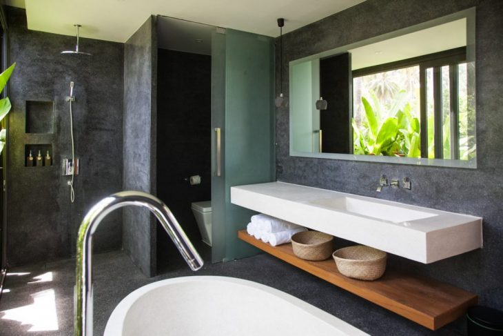 Malouna villa is an exclusive private residential project located on the North Coast of Koh Samui Is