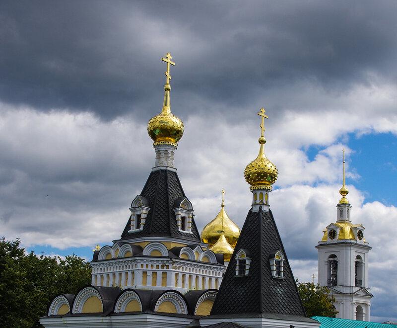 Дмитров Кремль Советская площадь