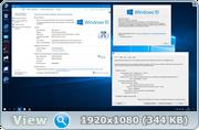 Windows 10 Enterprise LTSB x86-x64 1607 RU Office16 by OVGorskiy® 01.2017 2DVD