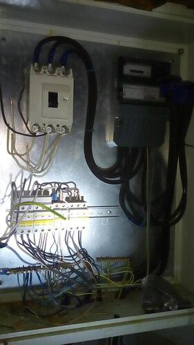 Срочный вызов электрика на Московское шоссе (пос. Тярлево, Пушкинский район СПб).