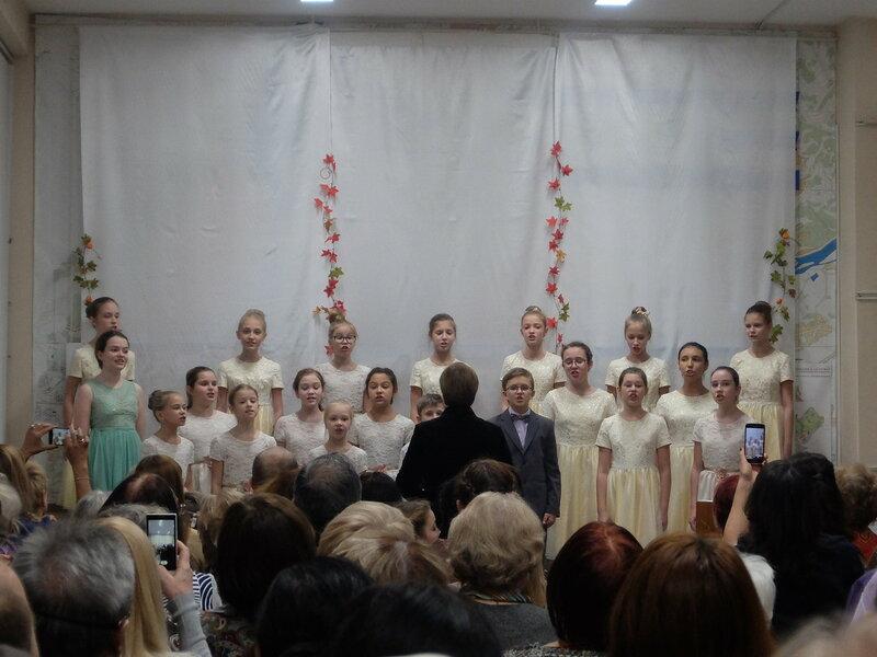 Муниципальный молодежный хор Надежда