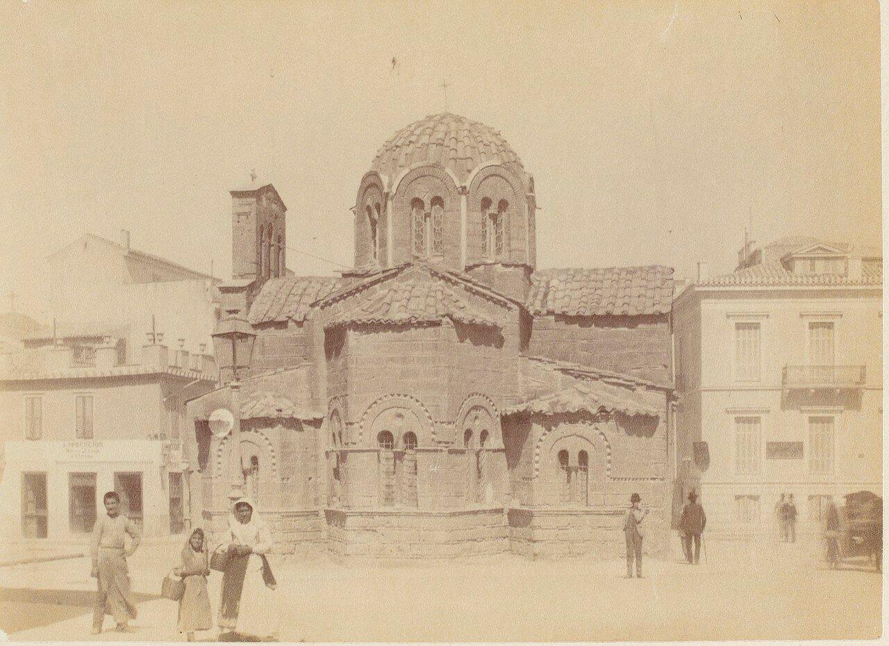 113. Афины. Церковь Святых Феодоров