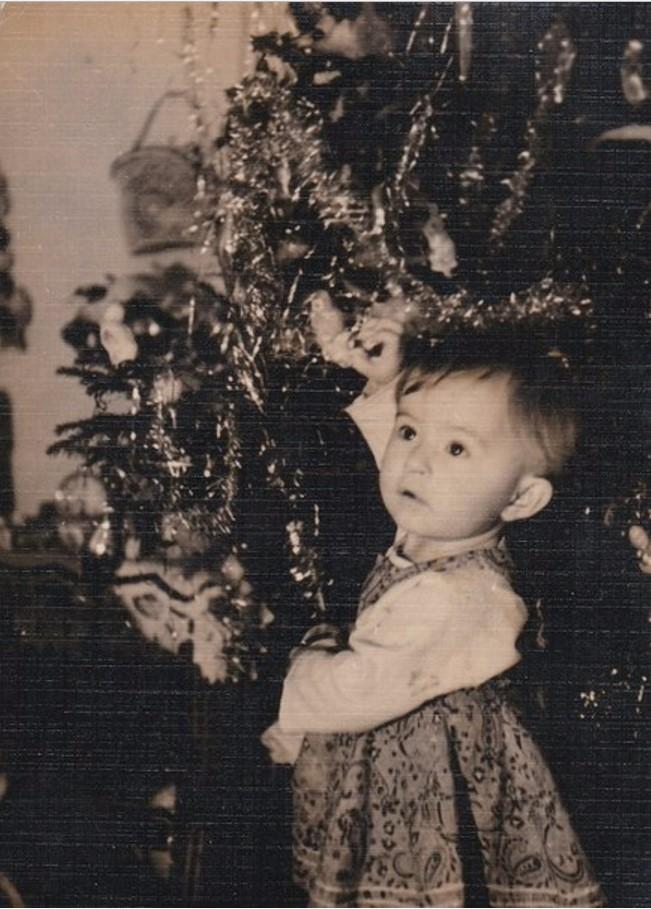 1962. «Первая елка»
