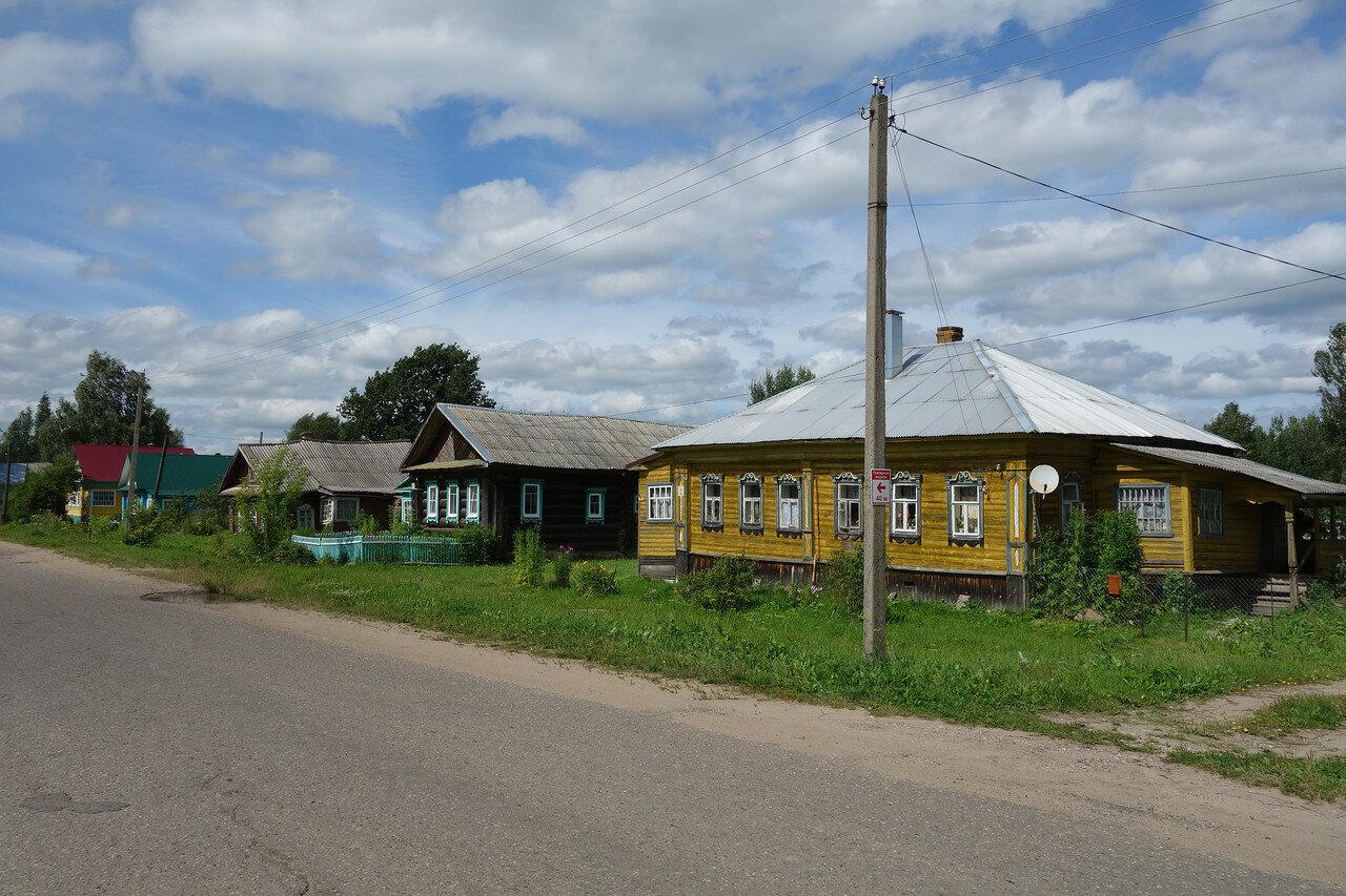 Пестриково Кашинского уезда