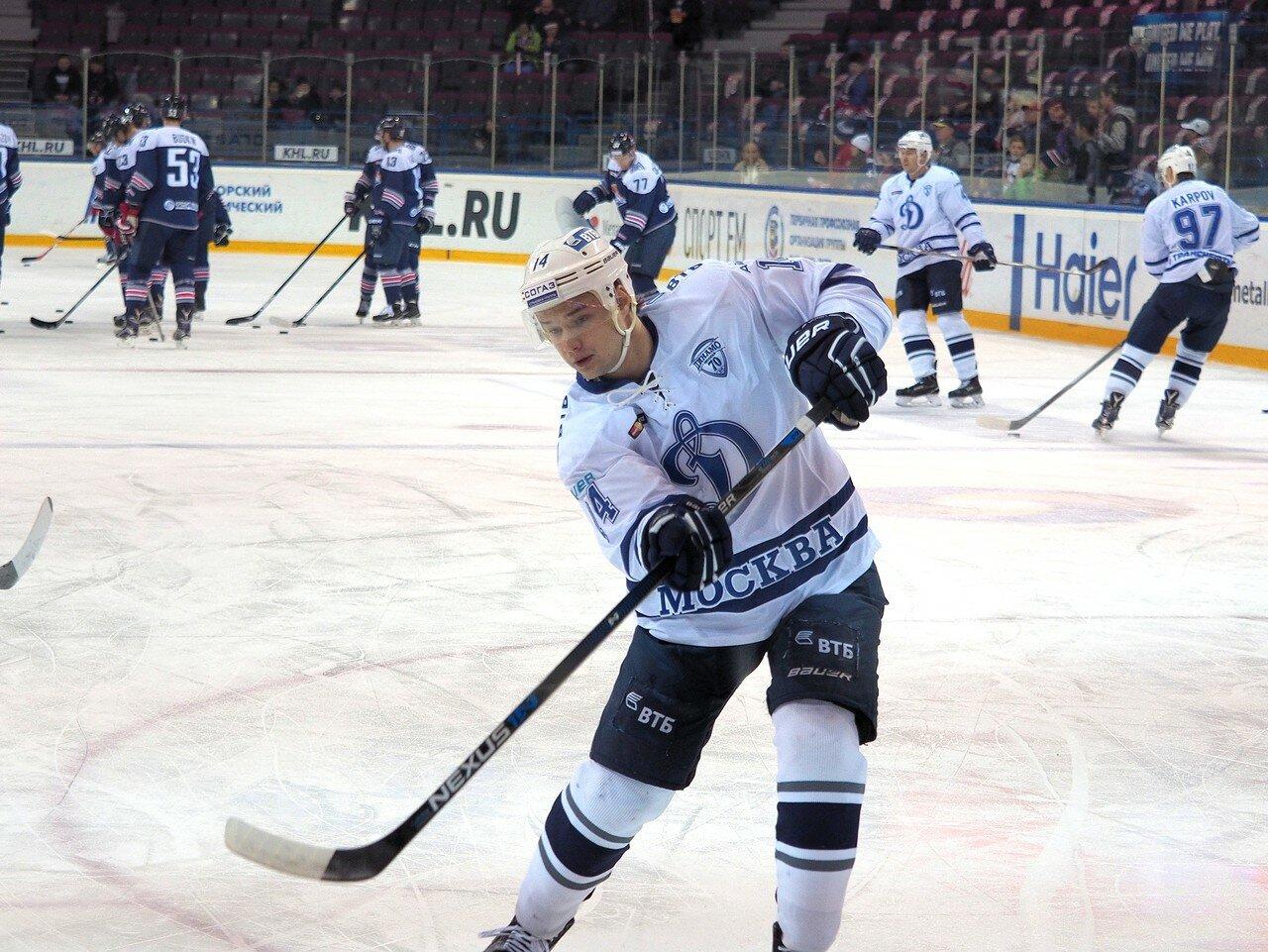42Металлург - Динамо Москва 21.11.2016