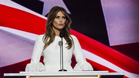 У жены Трампа будет личная гримерная в здании Белого дома