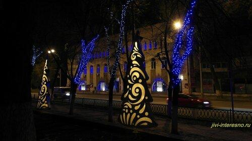 Новогодний Ростов-на-Дону, 2017