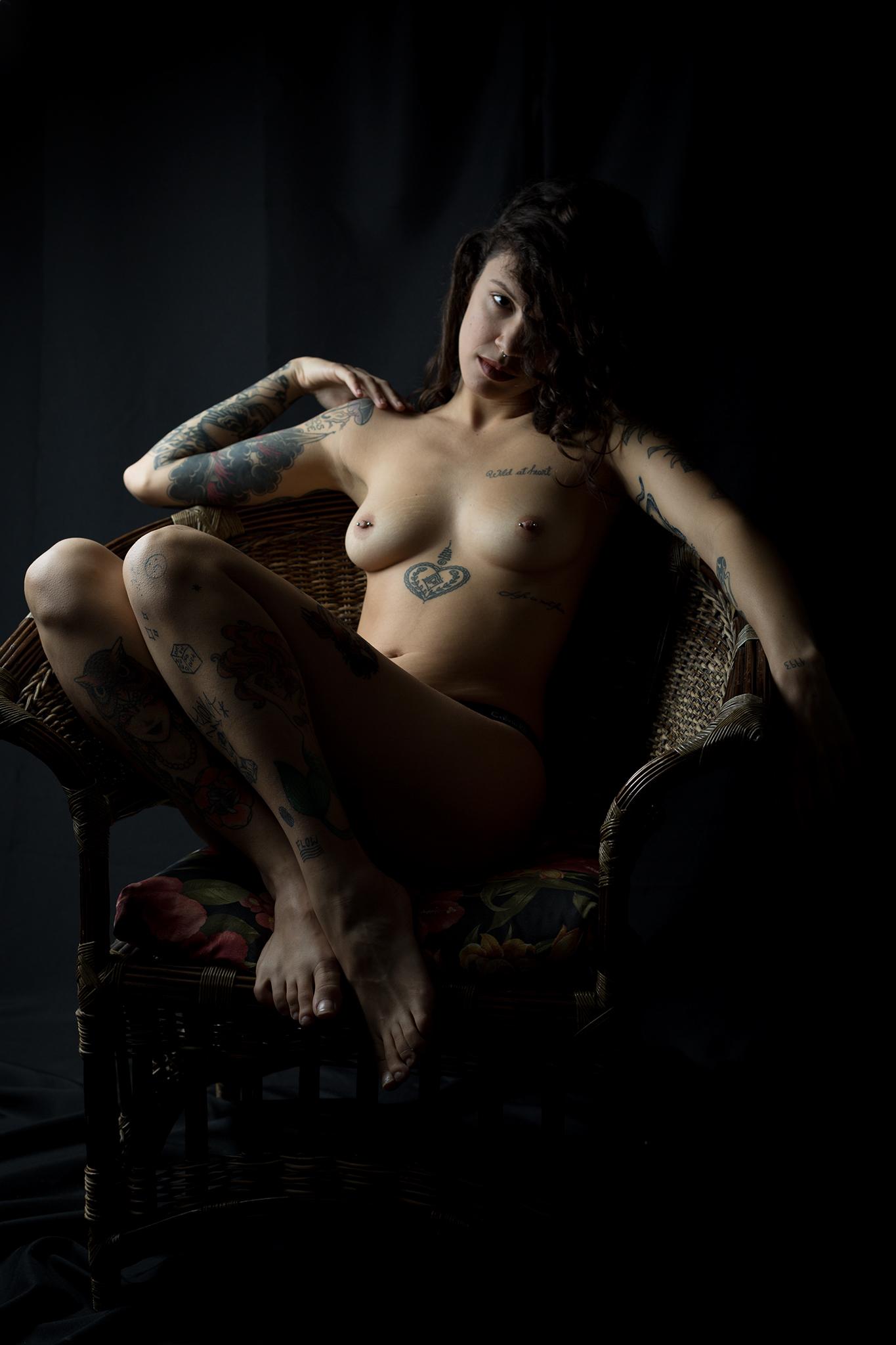 В кресле или на кровати? / фото Iran Monte