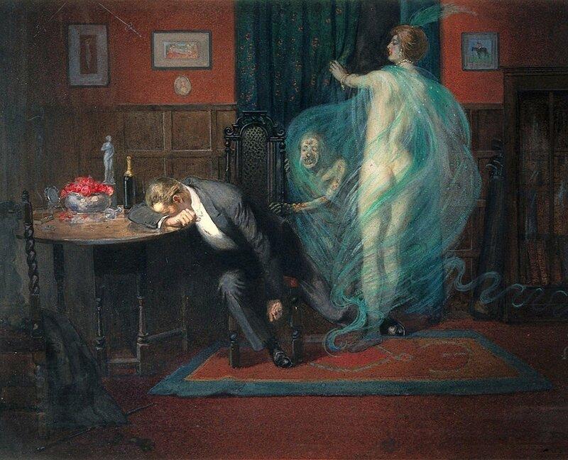 Болезни викторианской эпохи. Сифилис