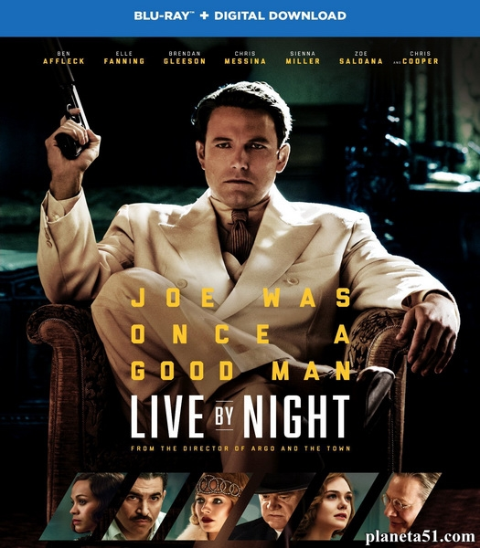 Закон ночи / Live by Night (2016/BDRip/HDRip)