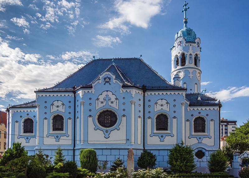 Голубая церковь (Братислава)