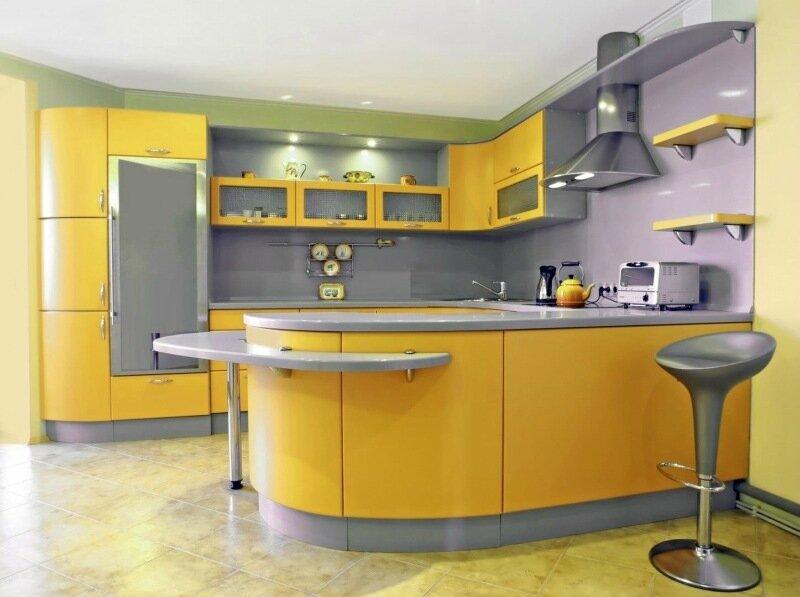 Выбор кухни эконом класса   современная мебель