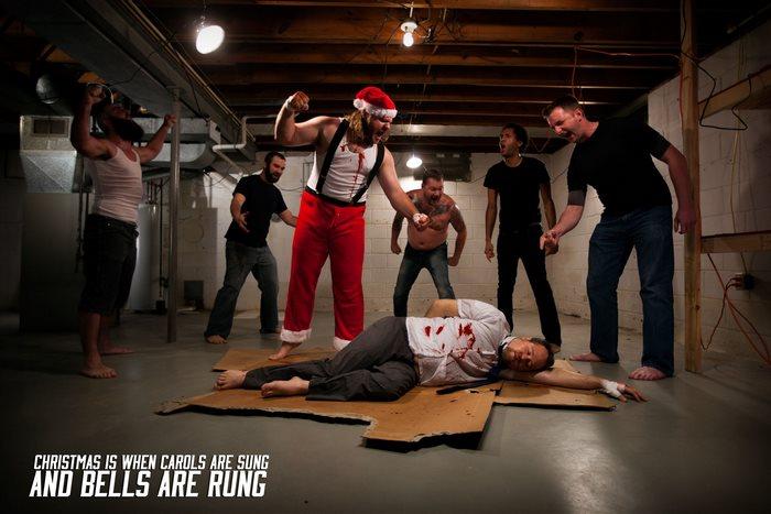 2013: «Рождество — это когда поют рождественские гимны и звенят в бубенцы».