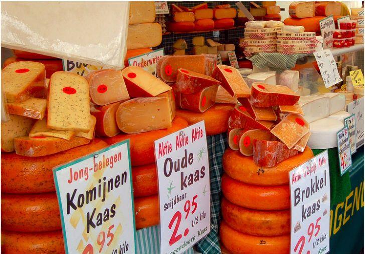 Голландский сыр хочется поедать всегда и все время.