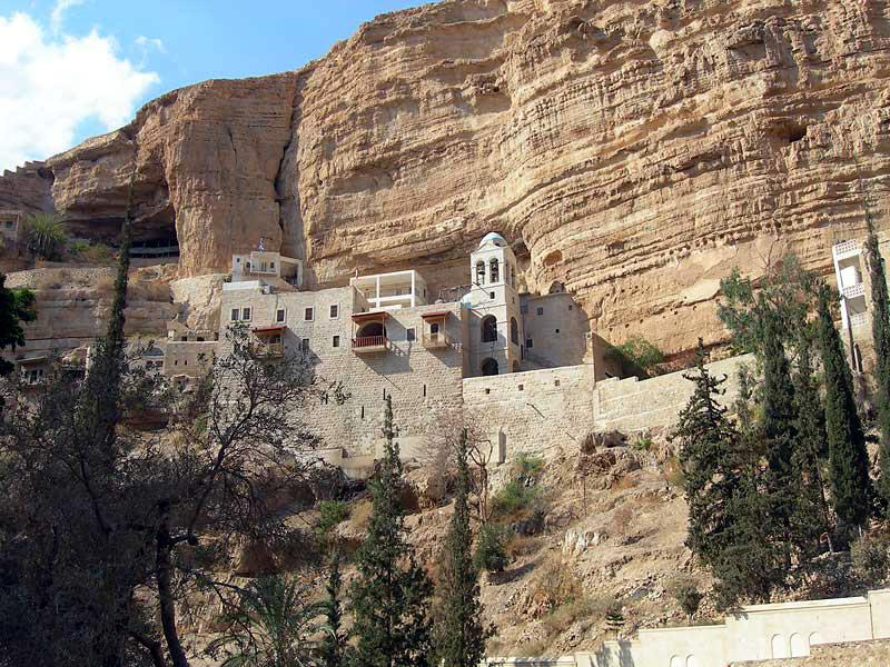 Год появления: 6 век. В Израиле тоже есть сооружение, подступиться к которому в прямом смысле слова