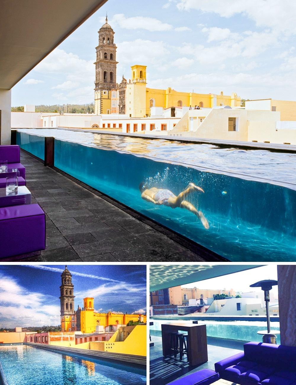 © Hotel La Purificadora Puebla/Facebook  © Hotel La Purificadora Puebla/Facebook  © Mich