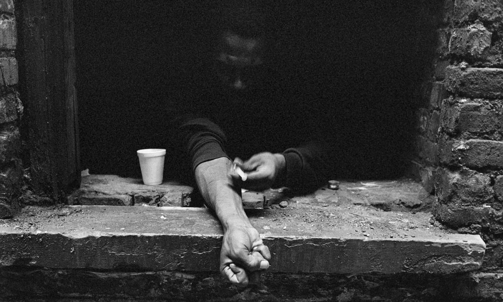 Бронкс, 1969 год. Фото: Larry C. Morris. К 1976 году Барнс продавал наркотики далеко за пределами Га