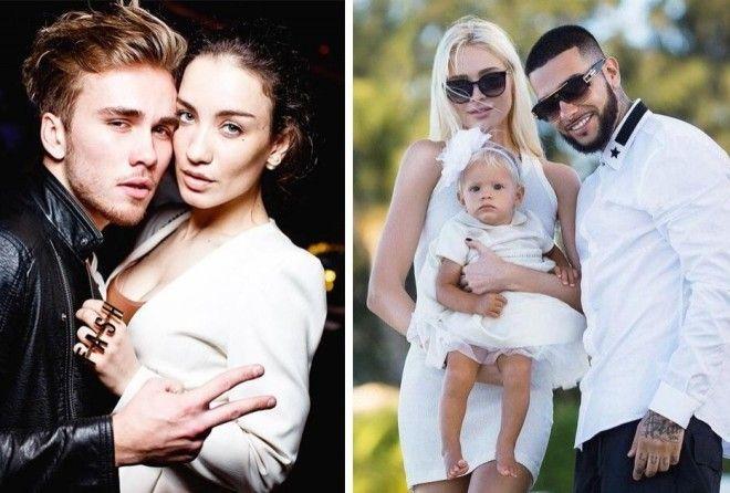 Развод после родов: почему эти звезды отказались от семьи? (5 фото)