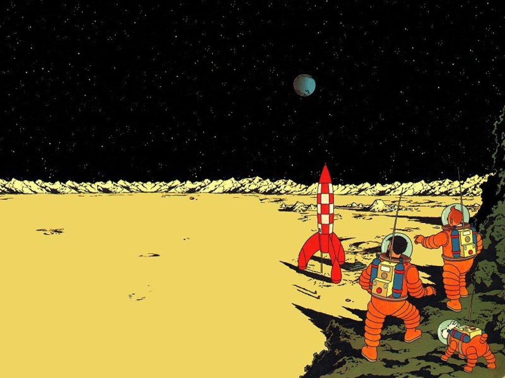 Рисунок изкомикса «Приключения Тинтина» продан за €1,55 млн