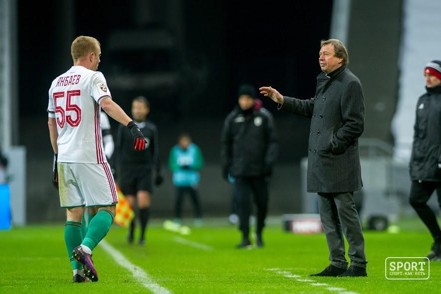 Гол Фидлера спас для «Урала» ничью вигре с«Локомотивом»