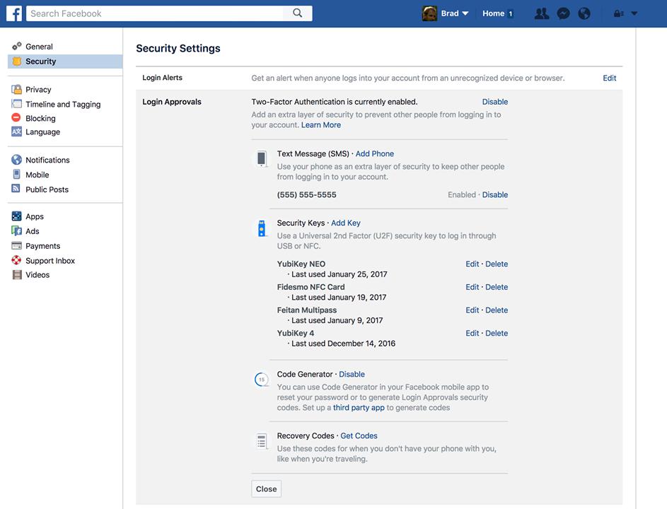 Юзеры социальная сеть Facebook смогут закрыть учетную запись наключ