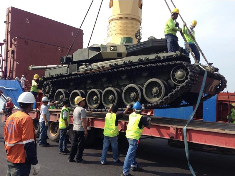 Военный экспорт Украины втечении следующего года вырос на25%