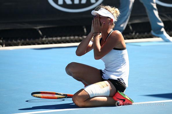 Australian Open: украинка сыграет вфинале юниорского турнира