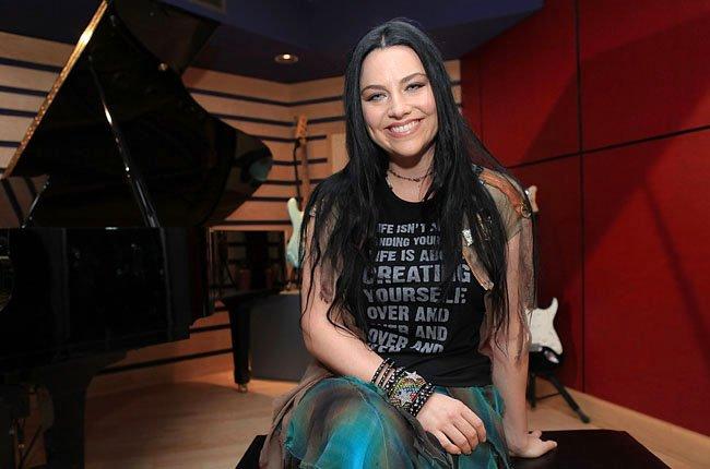 Рок-группа «Evanescence» приезжает сконцертами в Российскую Федерацию
