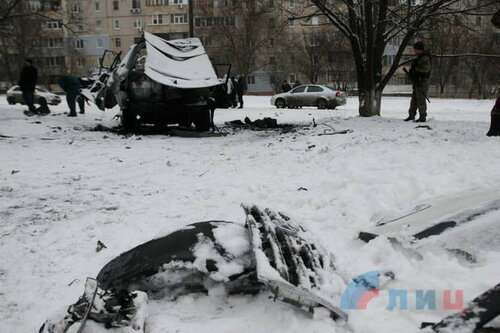 в луганске ликвидировали боевика анащенко