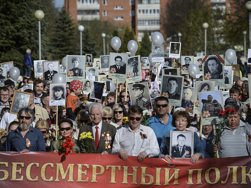 В РПЦ пожурили Бессмертный полк за бесконечное почитание героев ВОВ-pic1