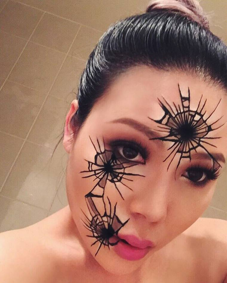strange makeup creations by mimi choi 22 pics