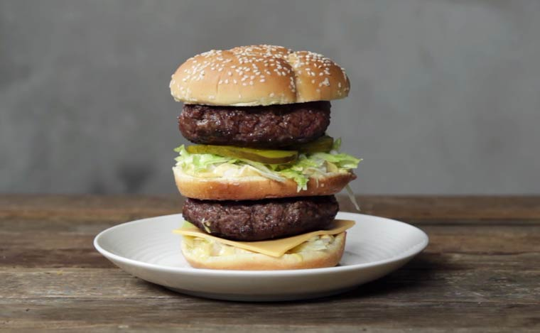 How to cook a Big Mac at home