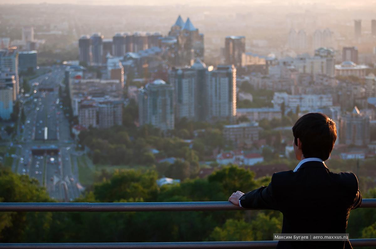 Чимбулак. Коктобе. Фото Максима Бугаева