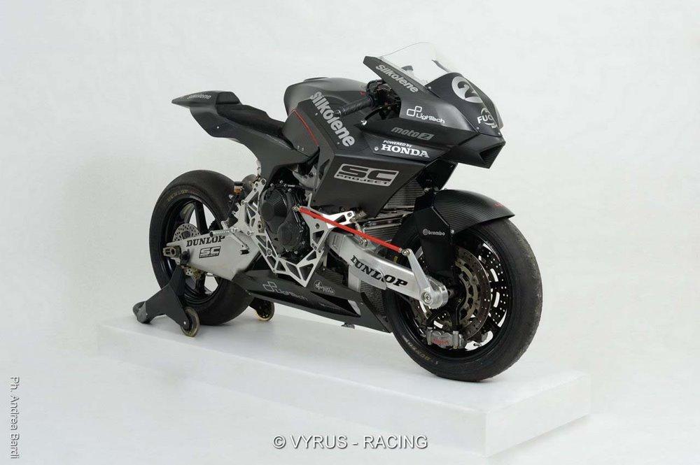 Дорожная версия Vyrus 986 M2