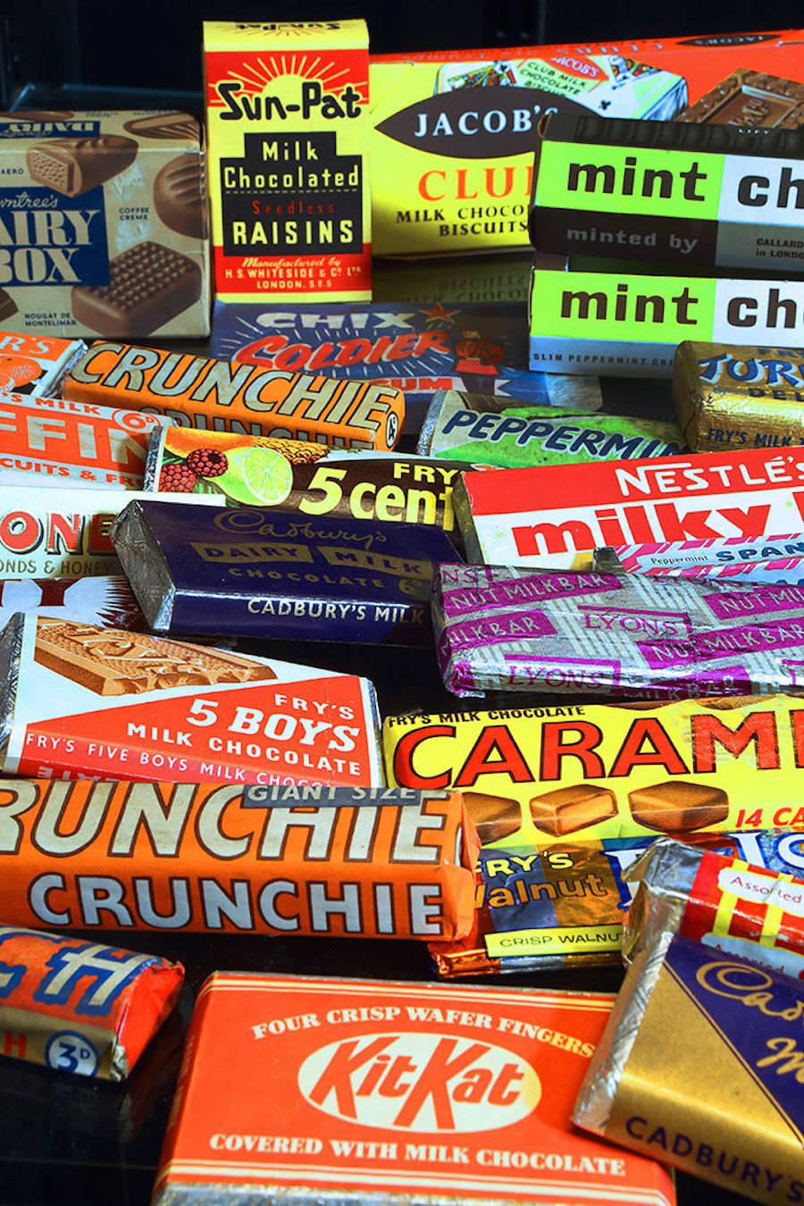 Vintage Packaging Exposed in London's Brands Museum