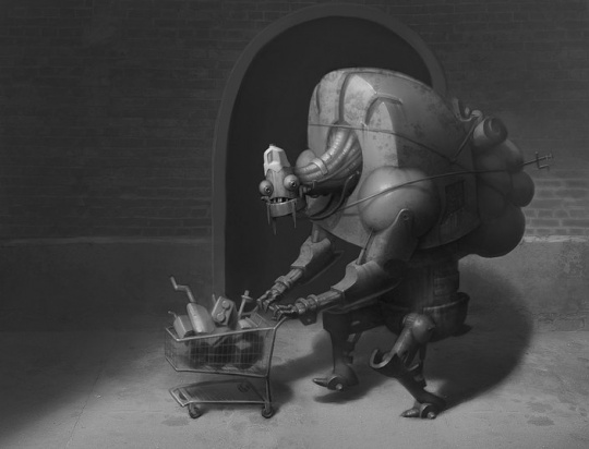 Amazing Digital Illustrations by Sam Nielson