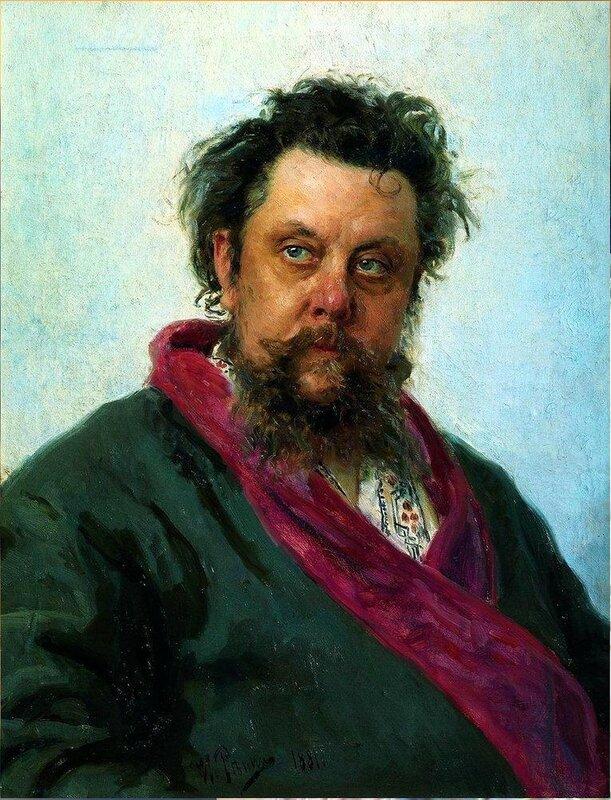 Портрет композитора М.П.Мусоргского. 1881. Илья Репин. repin-musorgsky.jpg