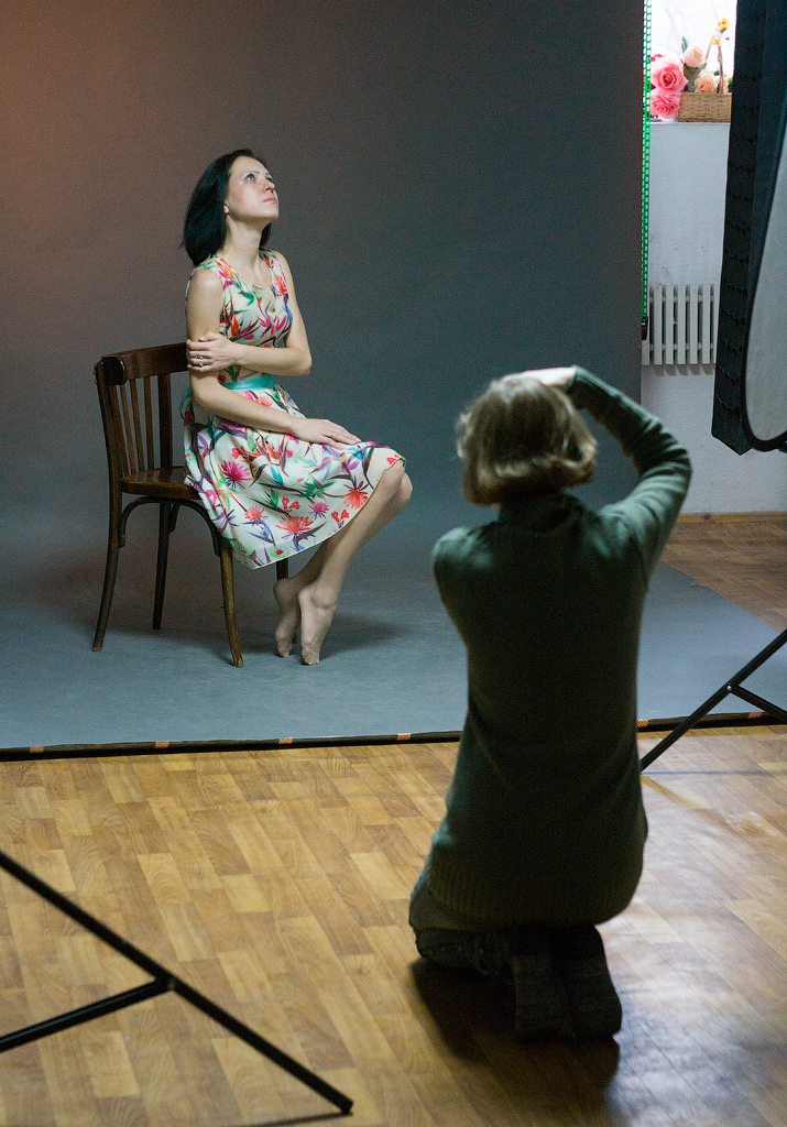 Как долго должен практиковаться фотограф?