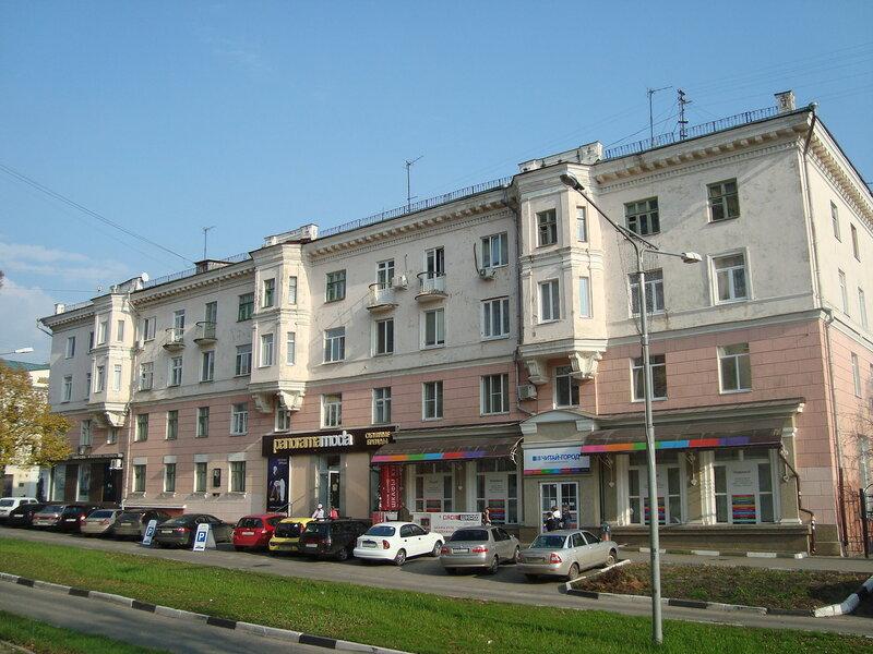Белгород. Ул.50-летия Белгородской области, д.6