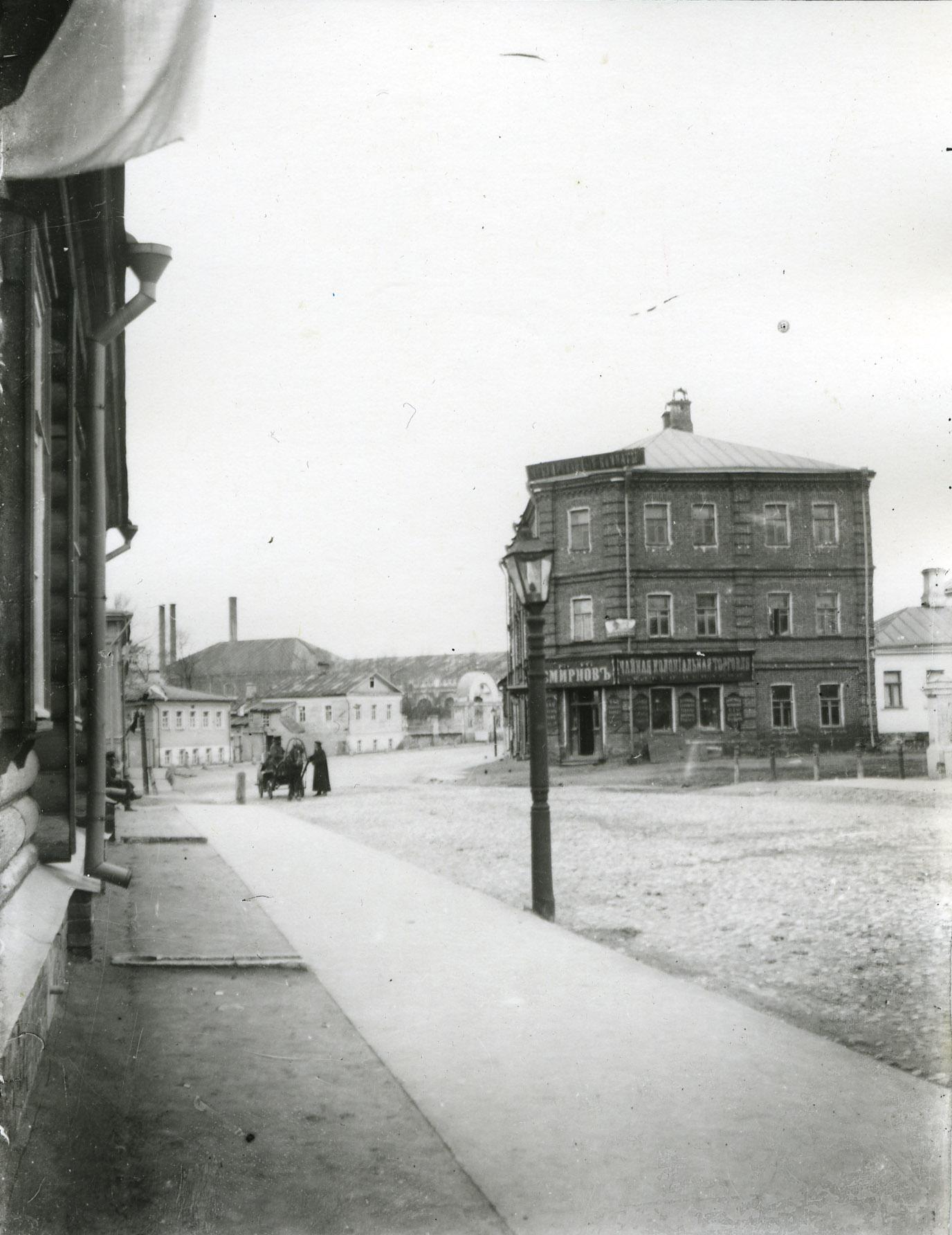 Саввинский переулок
