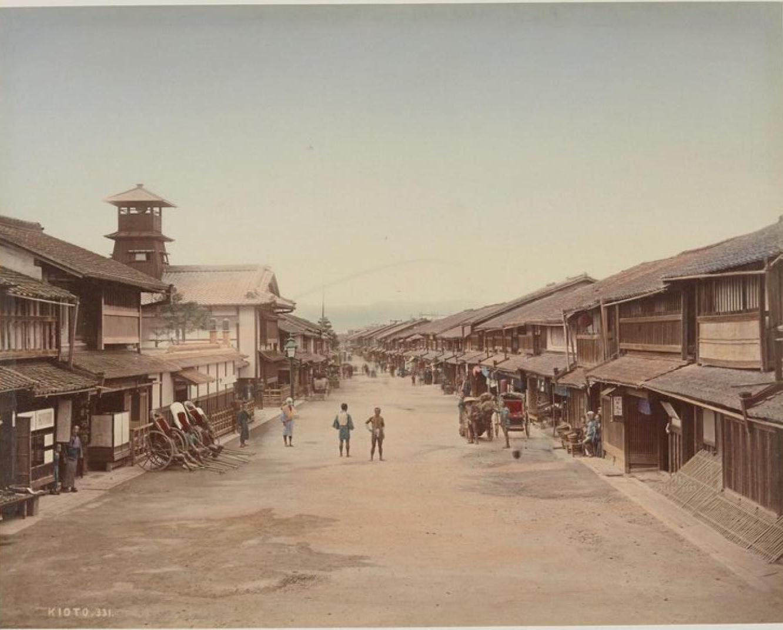 Киото. Гион