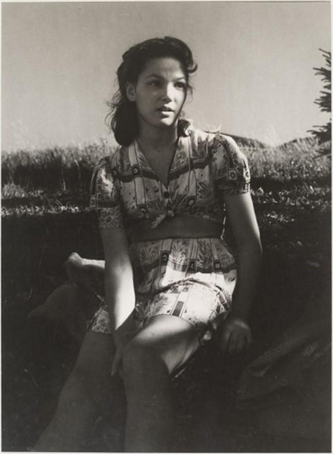 1930-е. Танцовщица