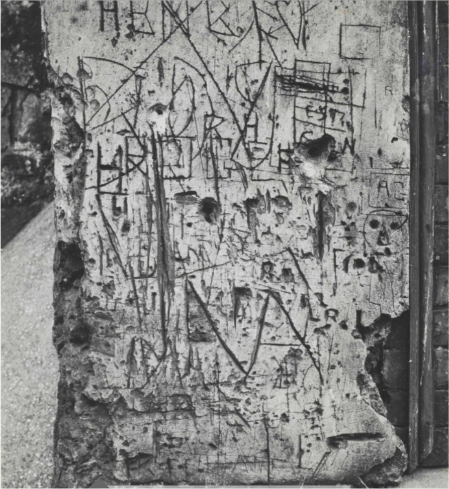 1933. Граффити. Серия II