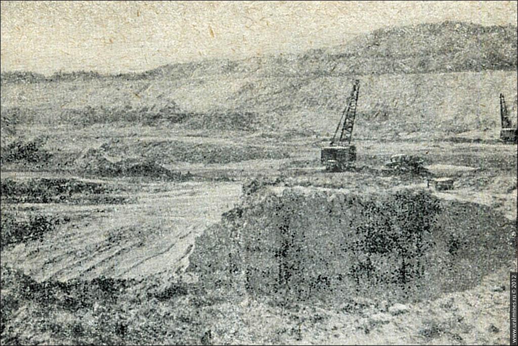 Сысертский асбестовый рудник (Рудник Асбест)