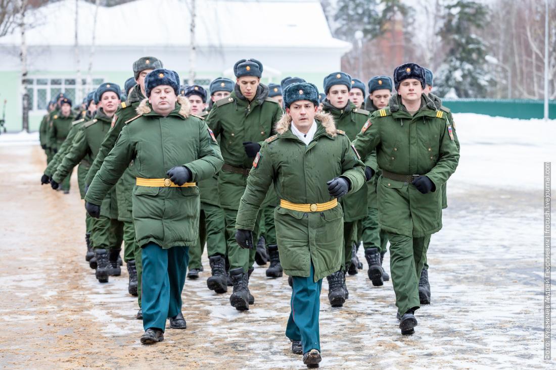 войсковая часть 48905 Егорьевск принятие присяги призыв осень 2016 фото