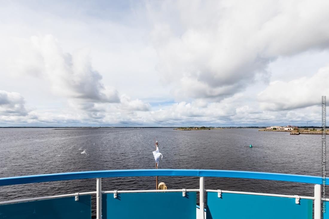берег Белого моря фото