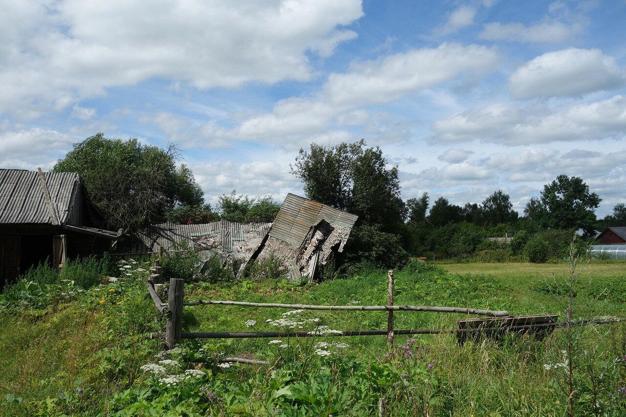 сельская разруха в действии