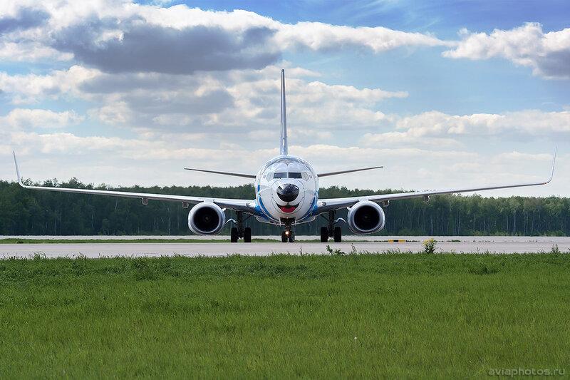 Boeing 737-86J (VQ-BNG) Nordstar 150_D701839
