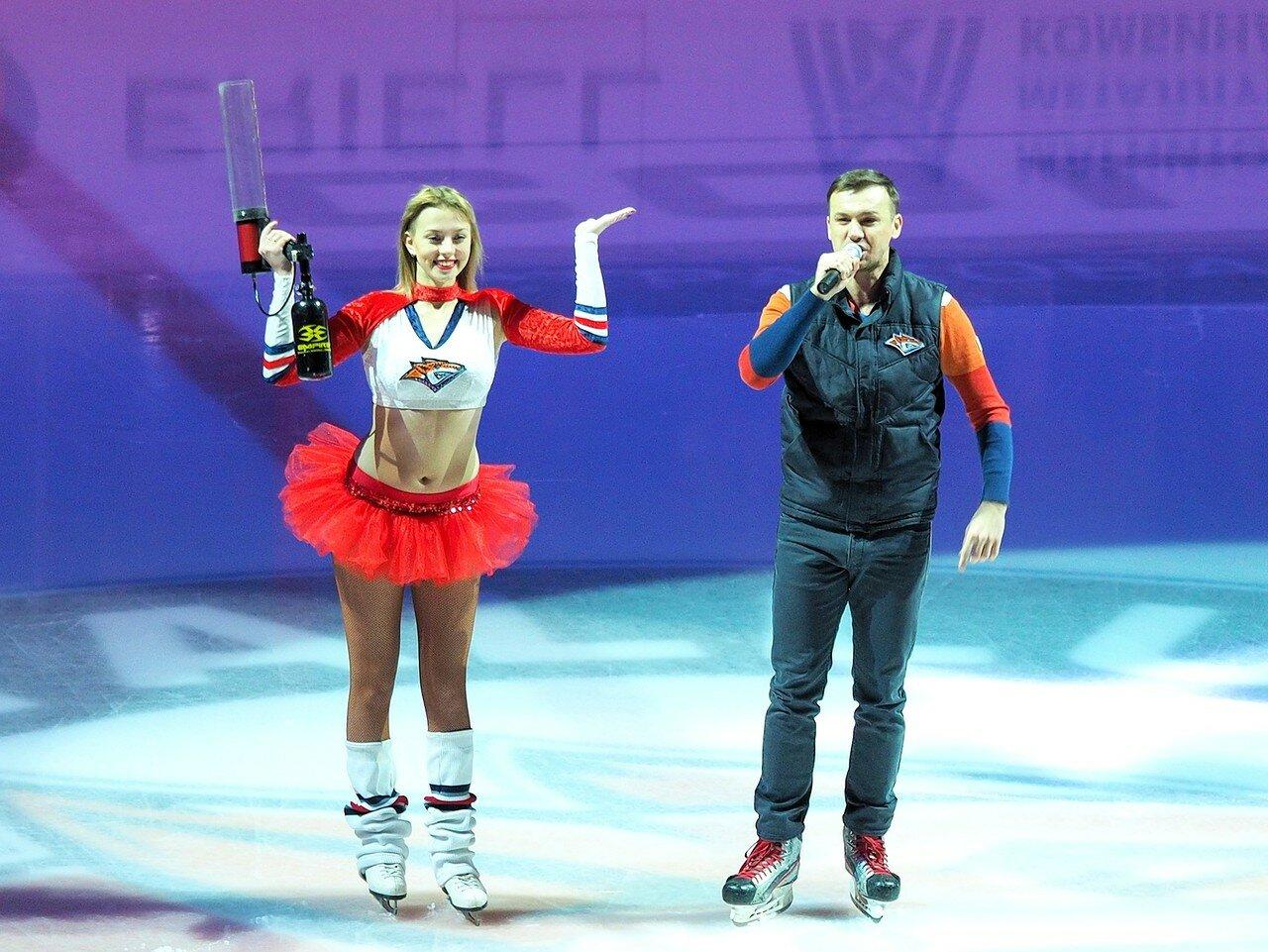 63Металлург - Динамо Москва 21.11.2016