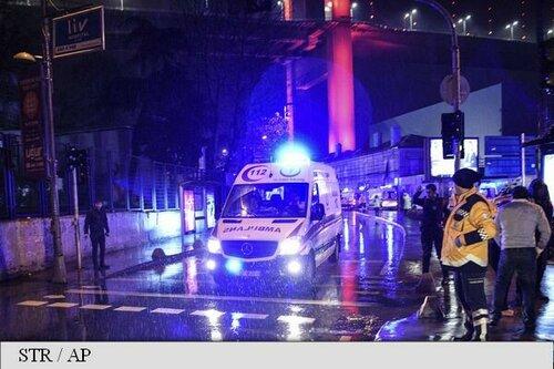 Новогодняя ночь в Стамбуле омрачена терактом, есть жертвы